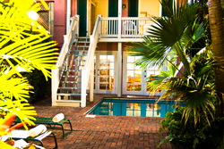 Simonton Court Townhouse Key West
